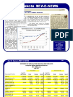 North Dakota August 2013 Revenue Update