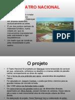 Teatro Nacional de Brasilia