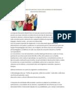 Orientaciones Para Actuar en El Aula Con Alumnos de Necesidades Educativas Especiales