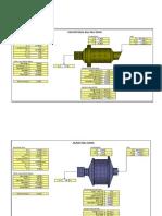 SAG & Ball Mill Dimensioning