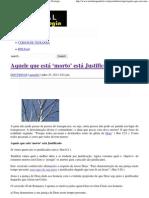 Aquele que está 'morto' está Justificado _ Portal da Teologia.pdf