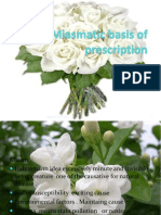 Miasmatic Basis Prescription