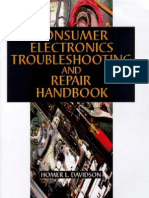 Consumer Electronics Troubleshooting and Repair Handbook | Compact