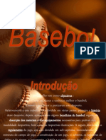 O Basebol