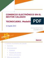 Comercio Electronico Calzado-Enrique Montiel-Tecnocuero 2013