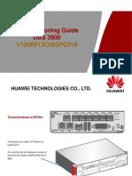 Comisionamiento DBS3900_2G