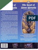 The Heart of Amun Khonshu (Nv 8-12)