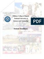 Nust Student Handbook