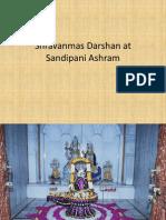 Shravanmas Darshan at Sandipani Ashram