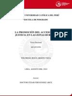 Ardito Wilfredo Promocion