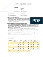 INFORME PS DEL MMPI- Soncco Huanca Jose Franklin
