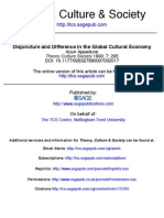 Disjuncture and Difference in the Global Cultural Economy