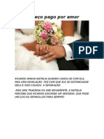 O PREÇO PAGO PELO AMOR-SRP (1)