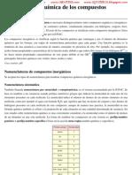 Nomenclatura química de los compuestos WIKI