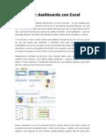 Cómo hacer dashboards con Excel