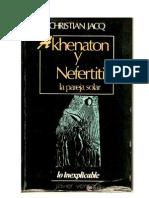 Nefertiti y Akenaton