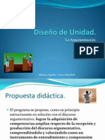 Diseño de Unidad(1)