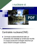 Centrale Nucleare Si Utilizarea Energiei Nucleare