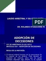 El Laudo Arbitral y su Ejecucion-1071.ppt
