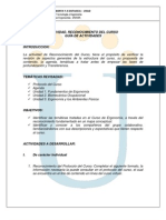 Guia de Actividades Foro de Reconocimiento General y de Actores Ergonomia