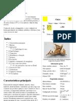 Ouro – Wikipédia, a enciclopédia livre
