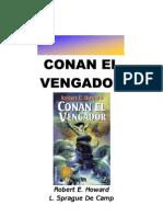 Howard Robert E - Conan El Vengador 10