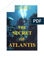 The Secret of Atlantis by Otto Muck