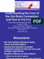 Understanding the Core of the Gut-Brain Connection in Autism and How to Fix it - James Bradstreet