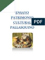 Ensayo Patrimonio Cultural Pallasquino