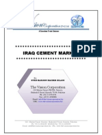 Iraq Cement Market by Syed Haroon Haider Gilani