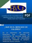 Bolsa de Valores Presentacion # 1