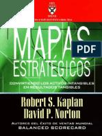 Libro Mapas Estrategicos Kaplan - Norton