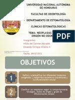 Neoplasias Benignas de Origen No Odontogenico