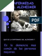 Enfermedad Del Alzheimer Diapositivas