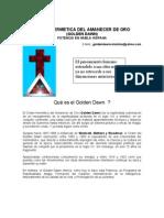 Qué es el Golden Dawn