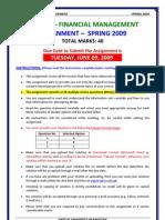 Spring 2009 Mgt201 3 Vuabid