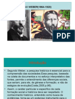 Max Weber(1864 1920)Slides
