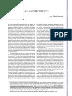 Alain Brossat - Plebe, Politica y Acontecimiento