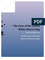 The Case of the Stolen White House Flag