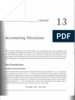 13.Accounting Decisions