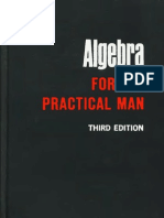 88264564 Algebra for the Practical Man Thmpsn 1962