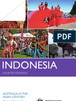 Indonesia Country Strategy Australia