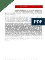 Aldazabal_vocabulario_reliquias