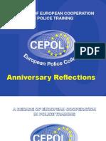 Anniversary Reflections