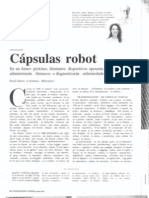 Capsulas Robot