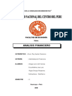 Analisis Financiero Martes 9 Oct.