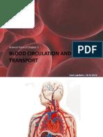 Blood Circulation Chapter 2