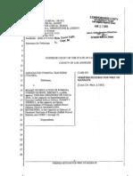 Associated Pomona Teachers v. Board of Education of Pomona Unified