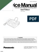 KX-FT25LA