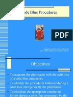 Code Blue Meds